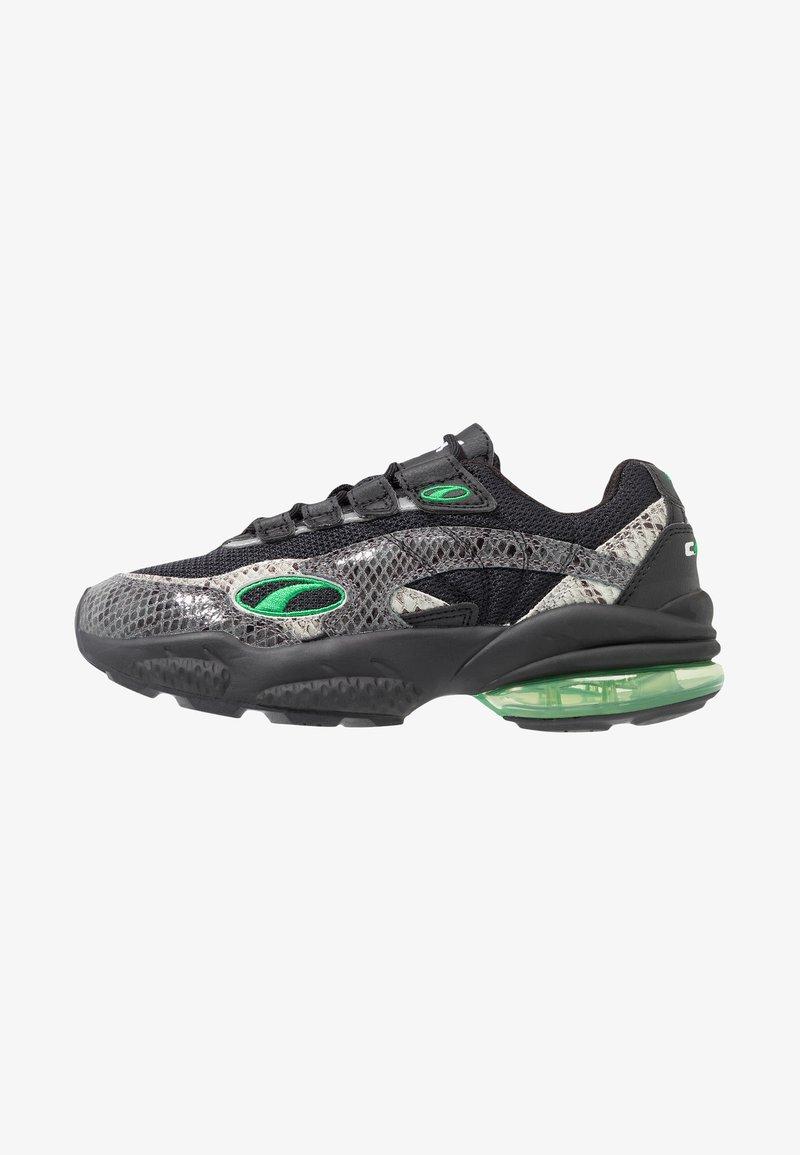 Puma - CELL KINGDOM - Sneaker low - black/steel gray
