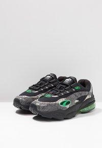 Puma - CELL KINGDOM - Sneaker low - black/steel gray - 2