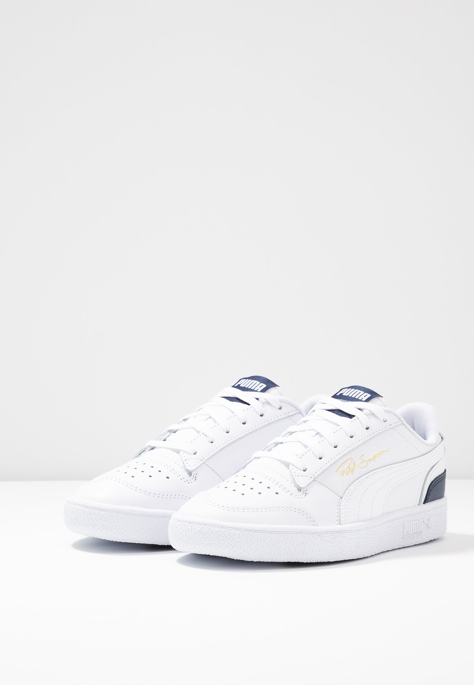 Puma Ralph Sampson - Baskets Basses White