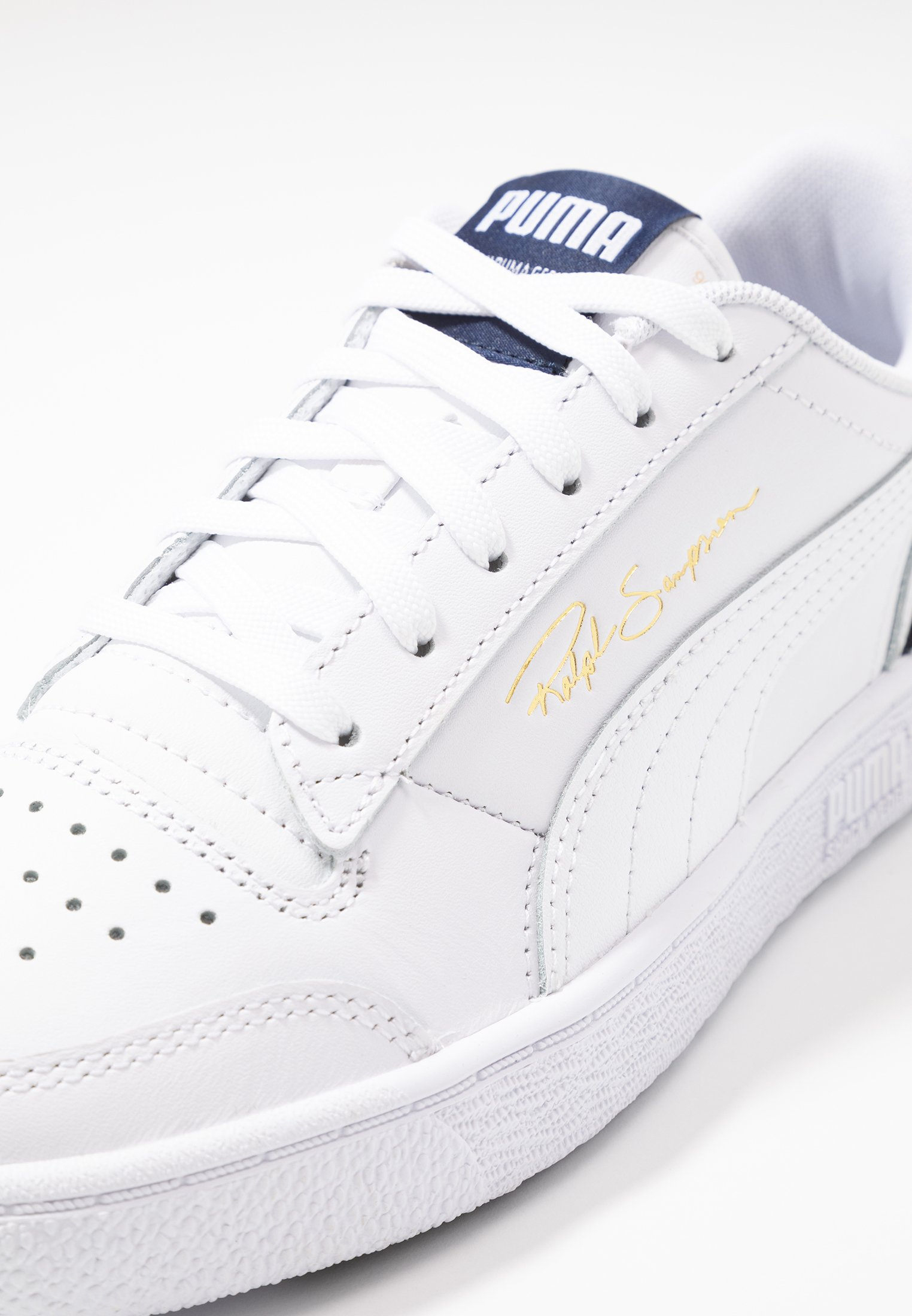 RALPH SAMPSON Baskets basses white