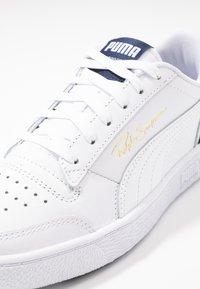 Puma - RALPH SAMPSON - Baskets basses - white - 5