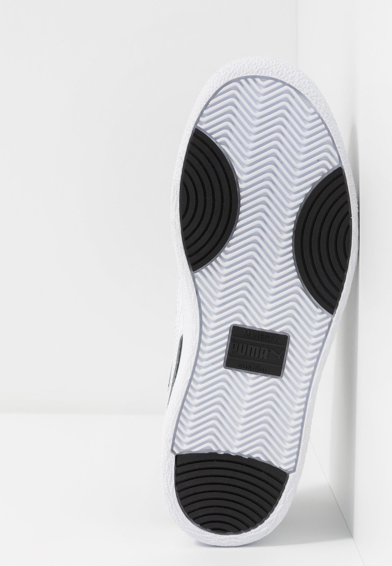Puma RALPH SAMPSON - Baskets basses black/white
