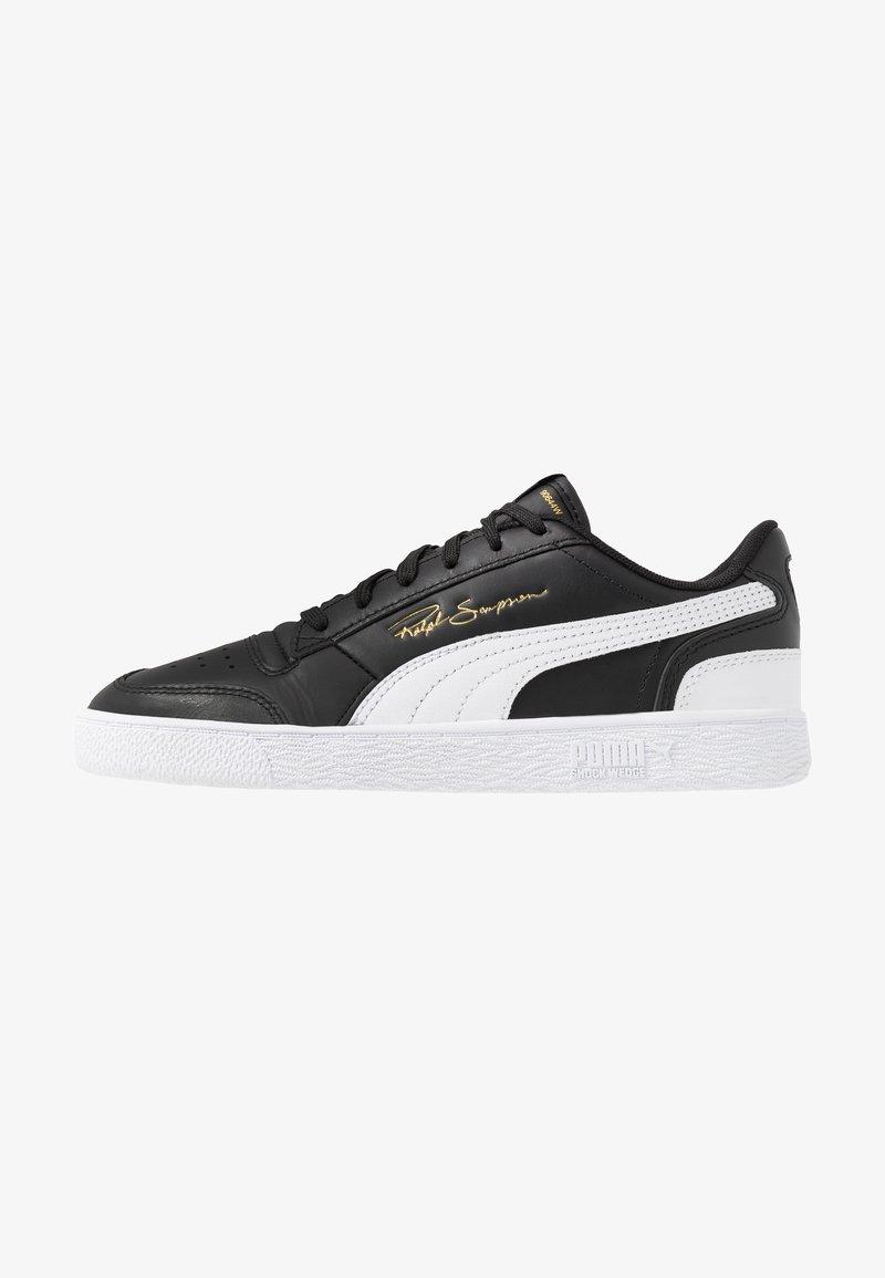 Puma - RALPH SAMPSON - Sneakersy niskie - black/white