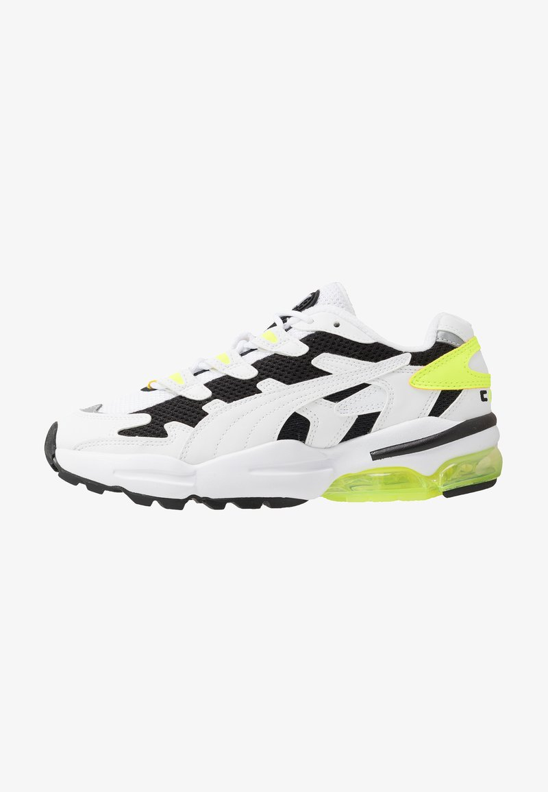 Puma - CELL ALIEN OG - Zapatillas - wht/yellow