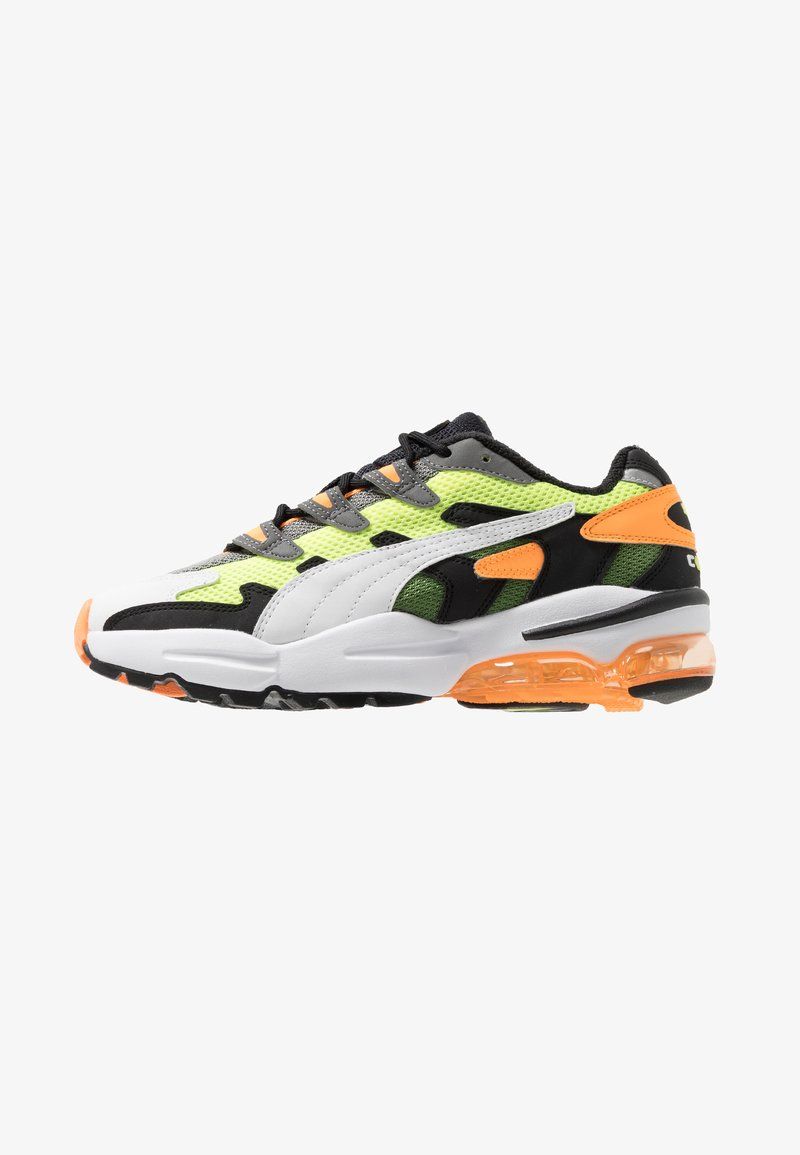 Puma - CELL ALIEN OG - Sneaker low - yellow alert/fluo orange