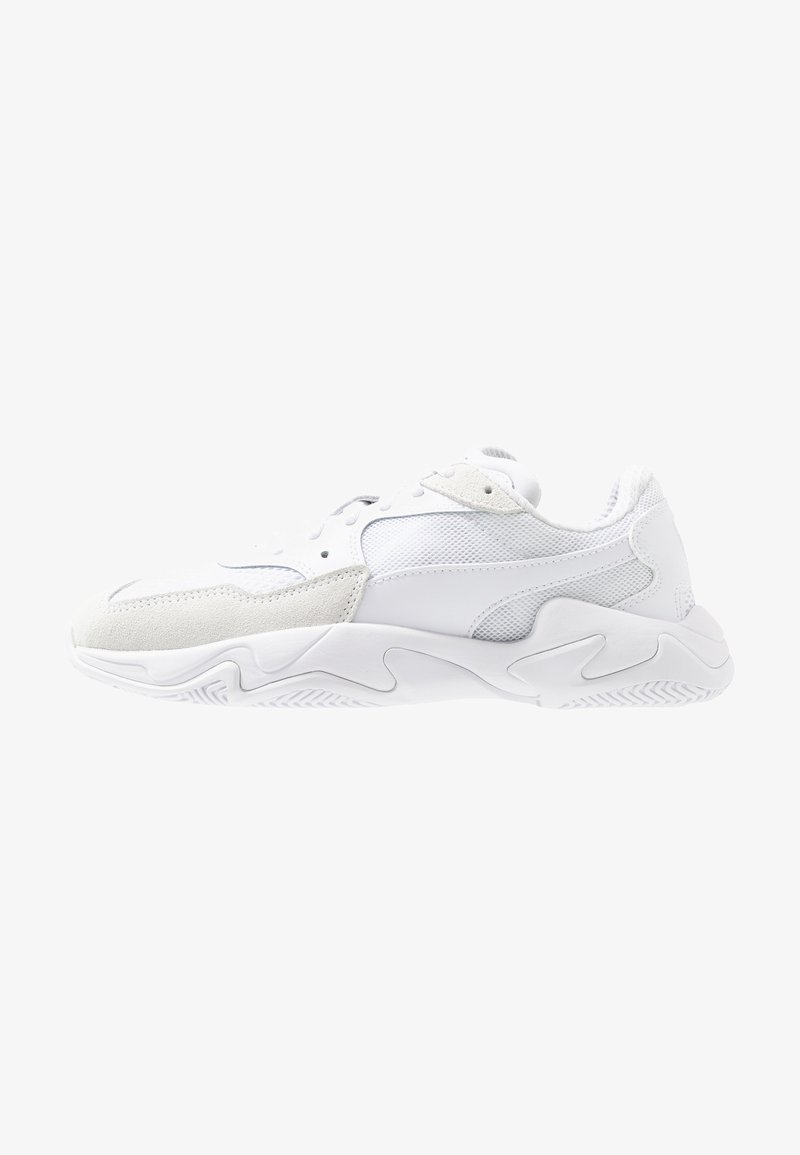Puma - STORM ORIGIN - Baskets basses - white