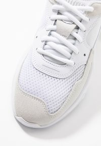 Puma - STORM ORIGIN - Baskets basses - white - 5