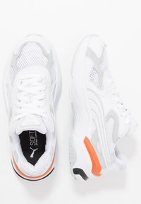 Puma - SUPR - Zapatillas - white/grey dawn/jaffa orange/black - 1