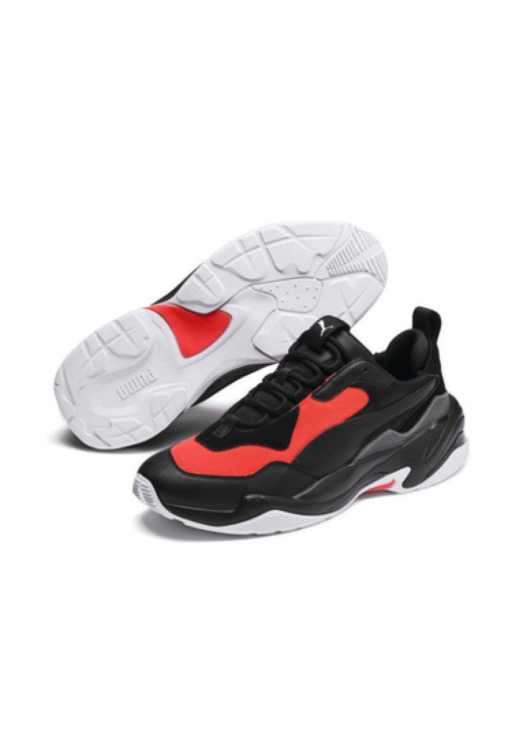 Puma Sneakers laag puma black high risk red Zalando.nl