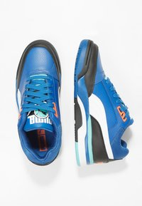 Puma - PALACE GUARD - Sneakers laag - black/white/blue/turquoise - 1