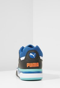 Puma - PALACE GUARD - Sneakers laag - black/white/blue/turquoise - 3