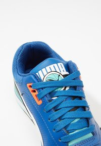 Puma - PALACE GUARD - Sneakers laag - black/white/blue/turquoise - 5