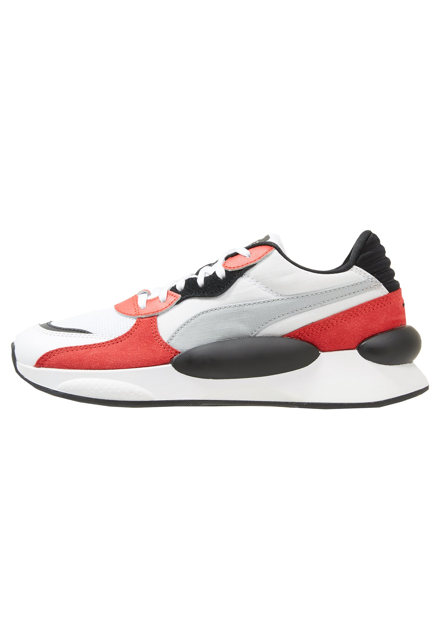 RS 9.8 SPACE Sneakers basse whitehigh risk red