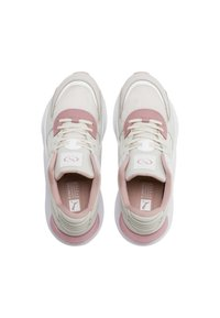 Puma - RS 9.8 SPACE - Sneakers laag - pastel parchment/white - 1