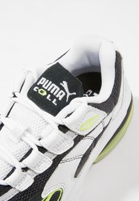 Puma - CELL - Sneaker low - white/yellow - 5