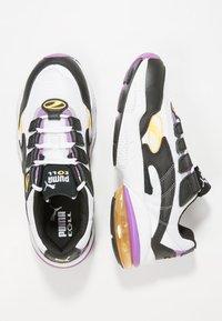 Puma - CELL - Sneakers - white/purple - 1