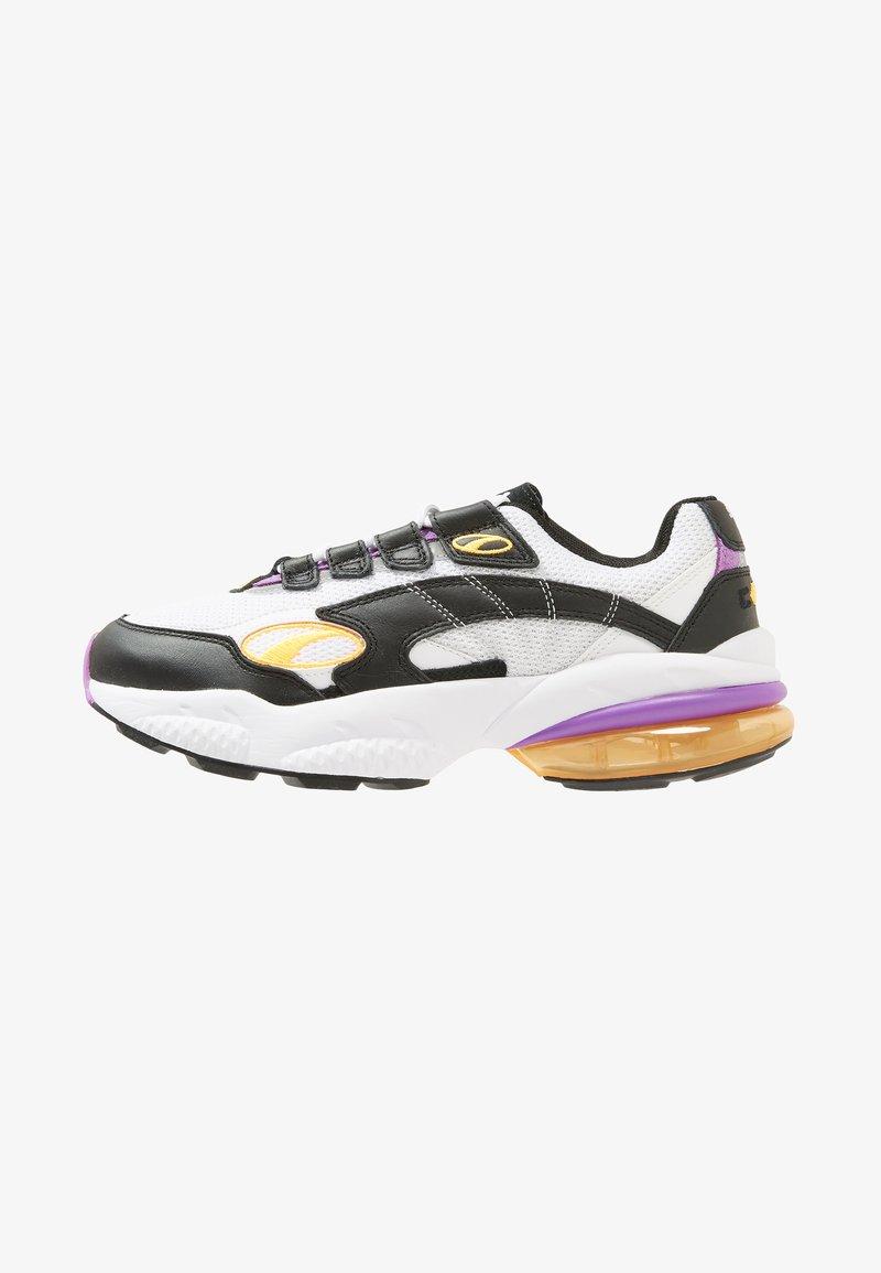Puma - CELL - Sneaker low - white/purple