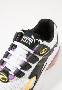 Puma - CELL - Sneakers - white/purple - 5