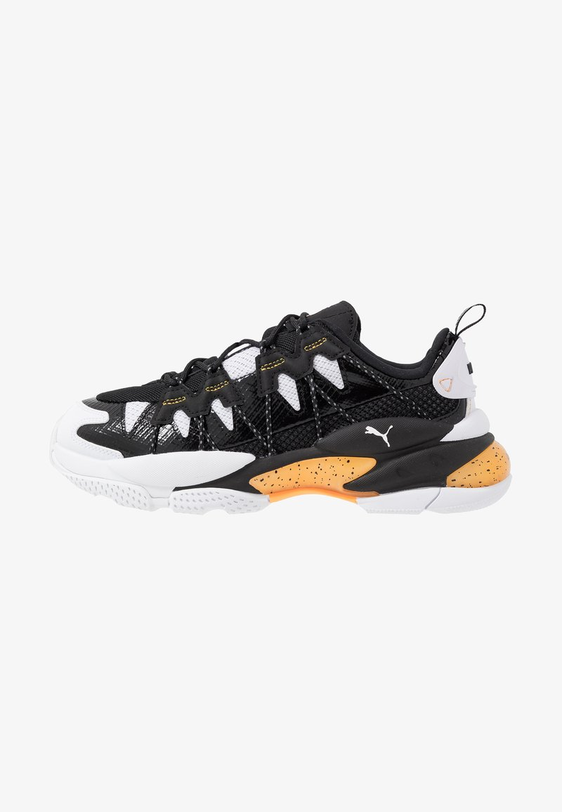 Puma - LQD CELL OMEGA DENSITY - Sneaker low - white/black