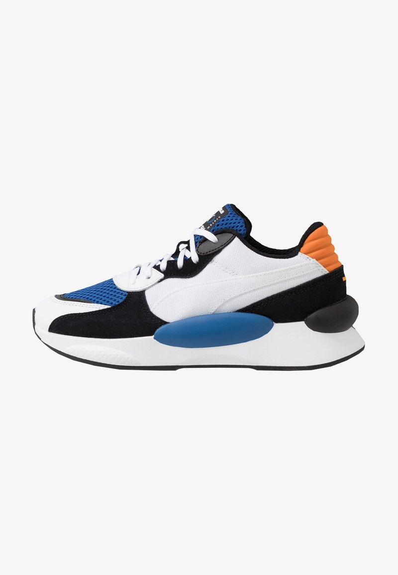 Puma - RS 9.8 COSMIC - Sneakers - white/galaxy blue