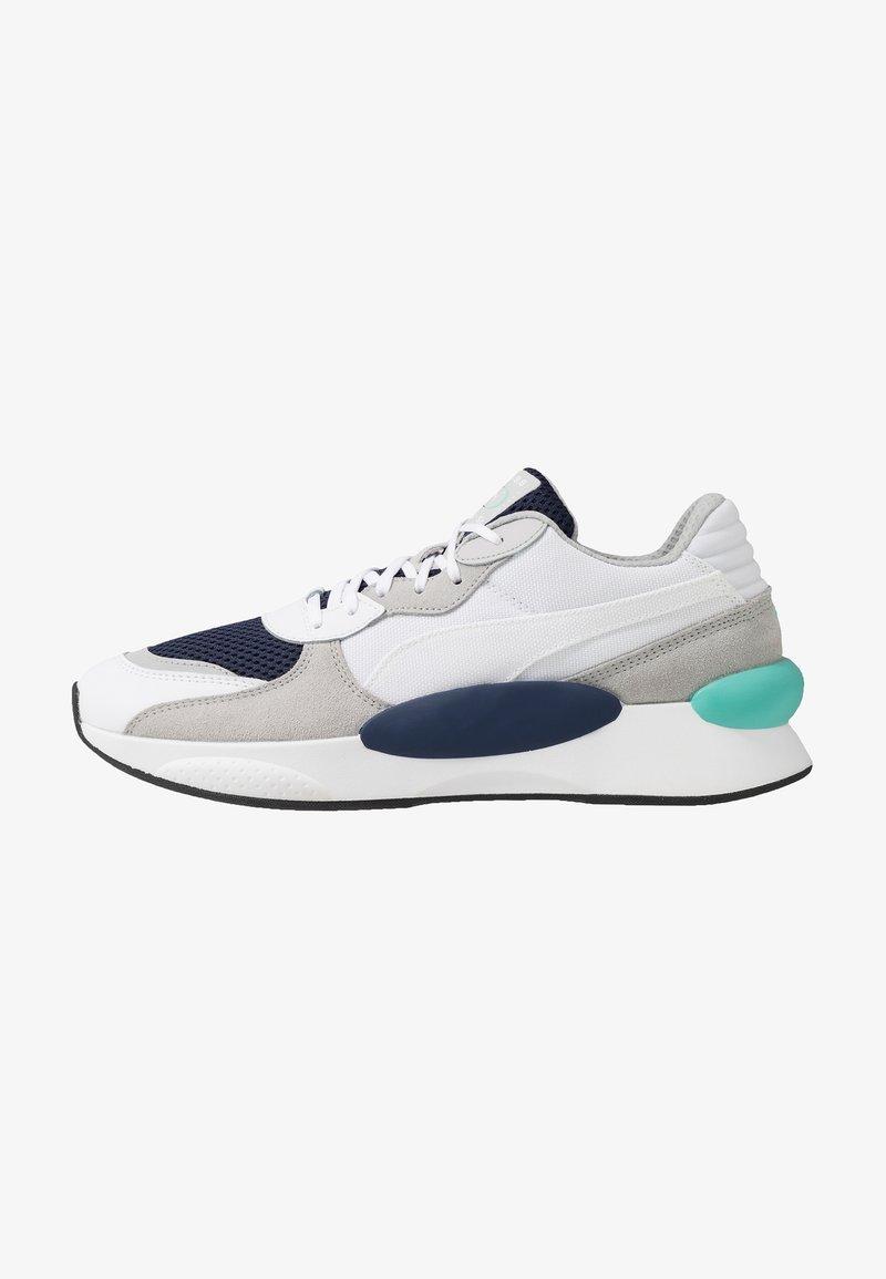 Puma - RS 9.8 COSMIC - Sneakers - white/peacoat