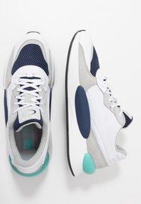Puma - RS 9.8 COSMIC - Sneakers - white/peacoat - 1