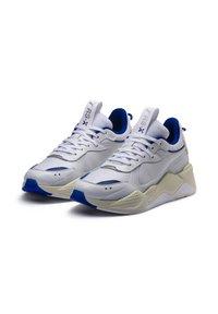 Puma - RS-X TECH - Baskets basses - white/whisper white - 3
