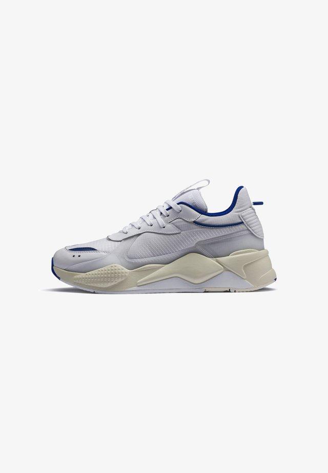 RS-X TECH - Sneakers laag - white/whisper white