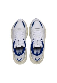 Puma - RS-X TECH - Baskets basses - white/whisper white - 2