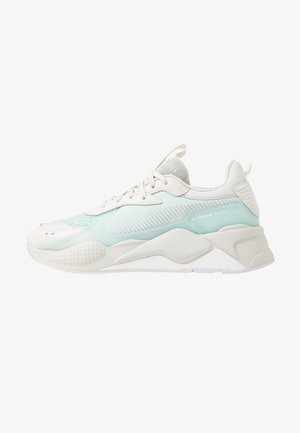 RS-X TECH - Sneakers laag - vaporous gray/fair aqua