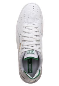 Puma - CALI - Sneakers basse - white/green - 1