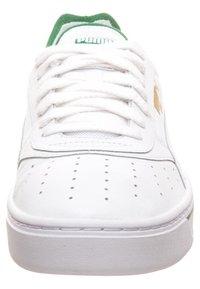 Puma - CALI - Sneakers basse - white/green - 4