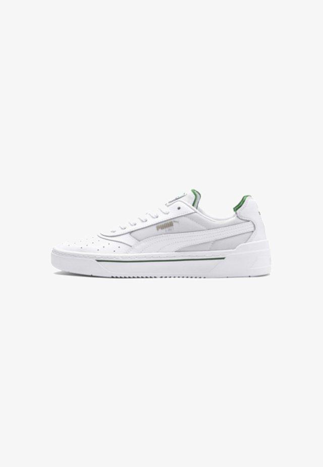 CALI-0 SNEAKERS UNISEX - Sneaker low - white/green