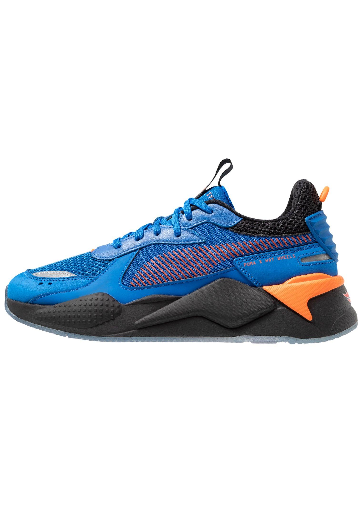 RS-X TOYS HOTWHEELS 16 - Sneakers laag - royal/black