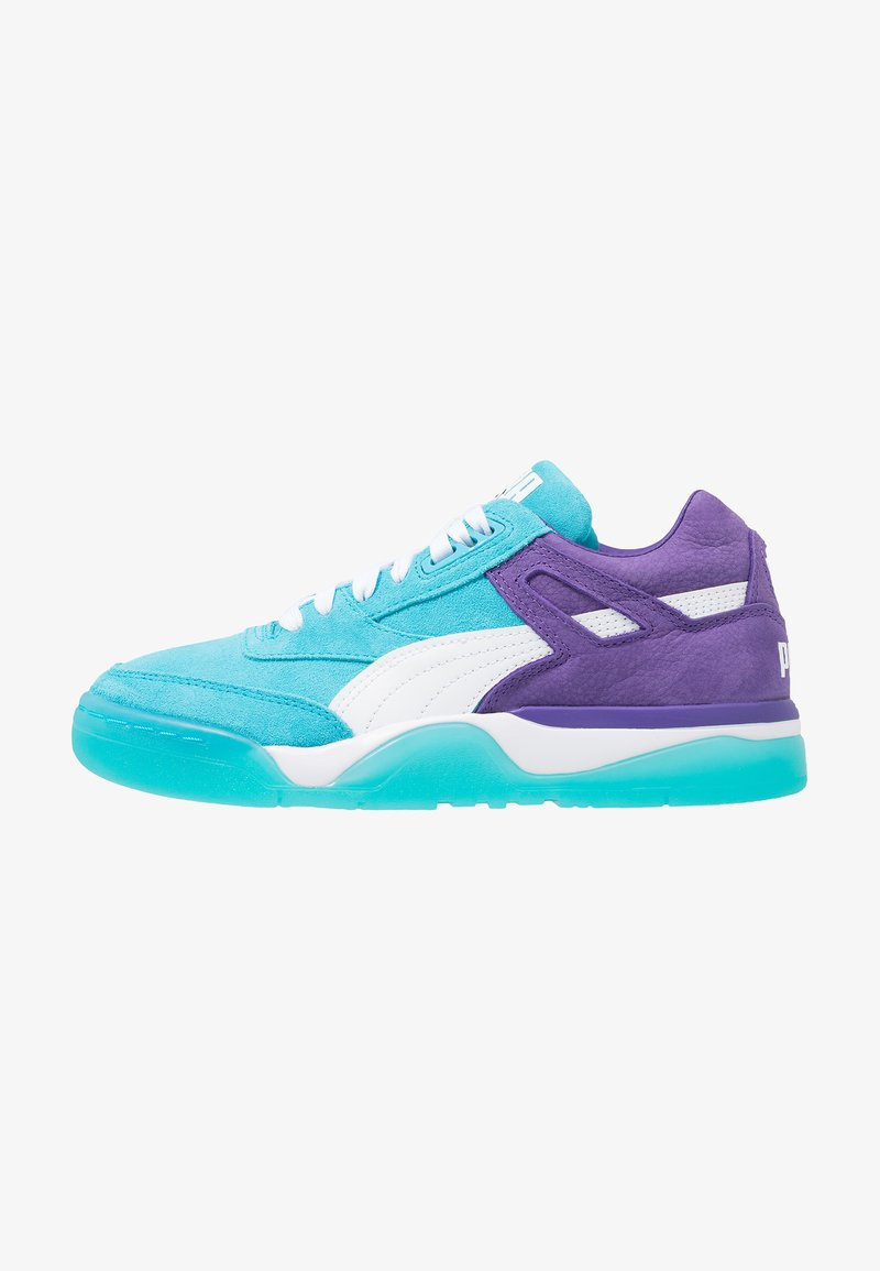 Puma - PALACE GUARD QUEEN CITY - Zapatillas - blue atoll/prism violet