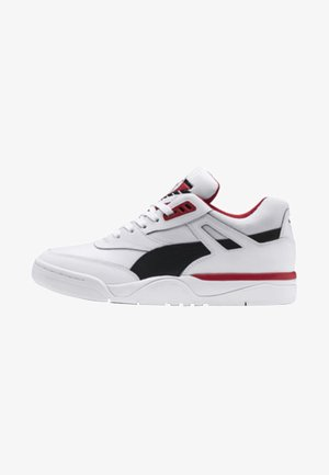 PALACE GUARD - Zapatillas - white/puma black/red