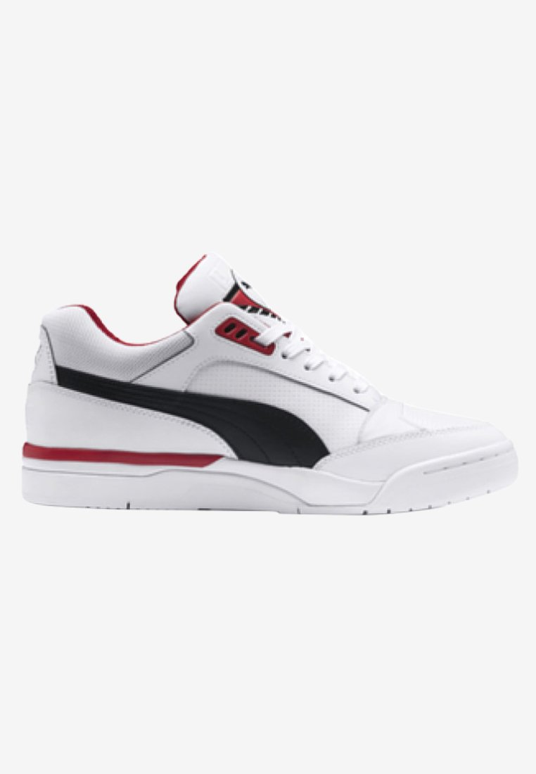 Puma Palace Guard - Sneakers Basse White/puma Black/red