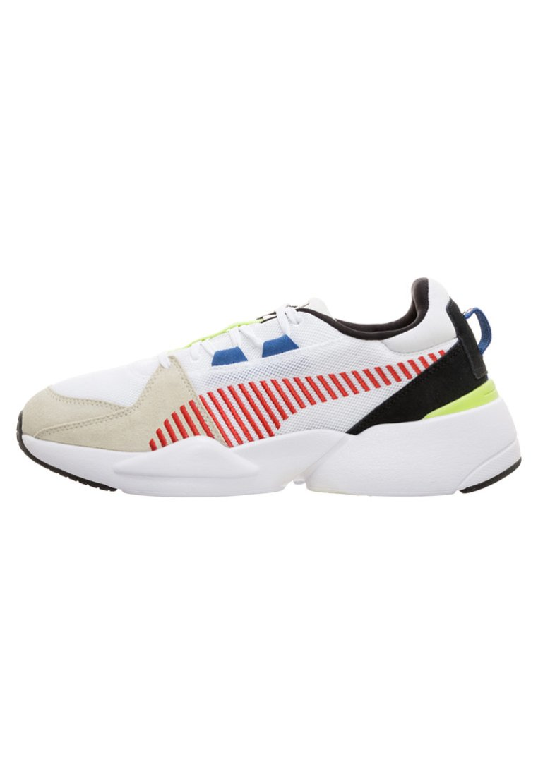 Puma ZETA SUEDE Baskets basses puma white puma black