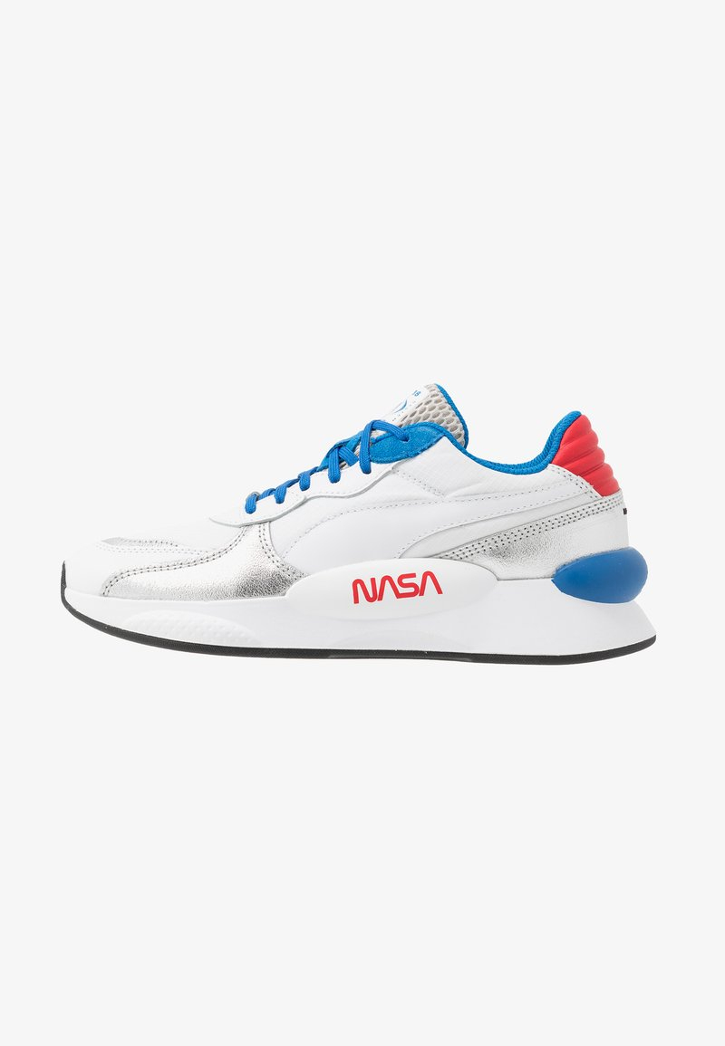 Puma - RS 9.8 SPACE AGENCY - Sneaker low - white/silver