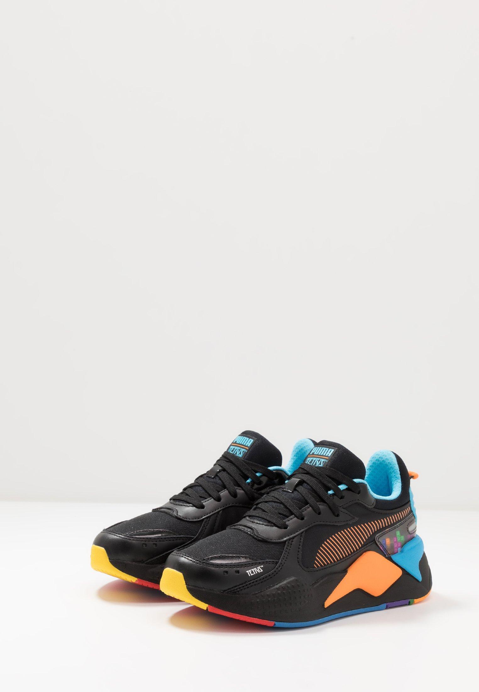 x Basse Black Puma Blue Rs TetrisSneakers luminous X 1FTlKcJ