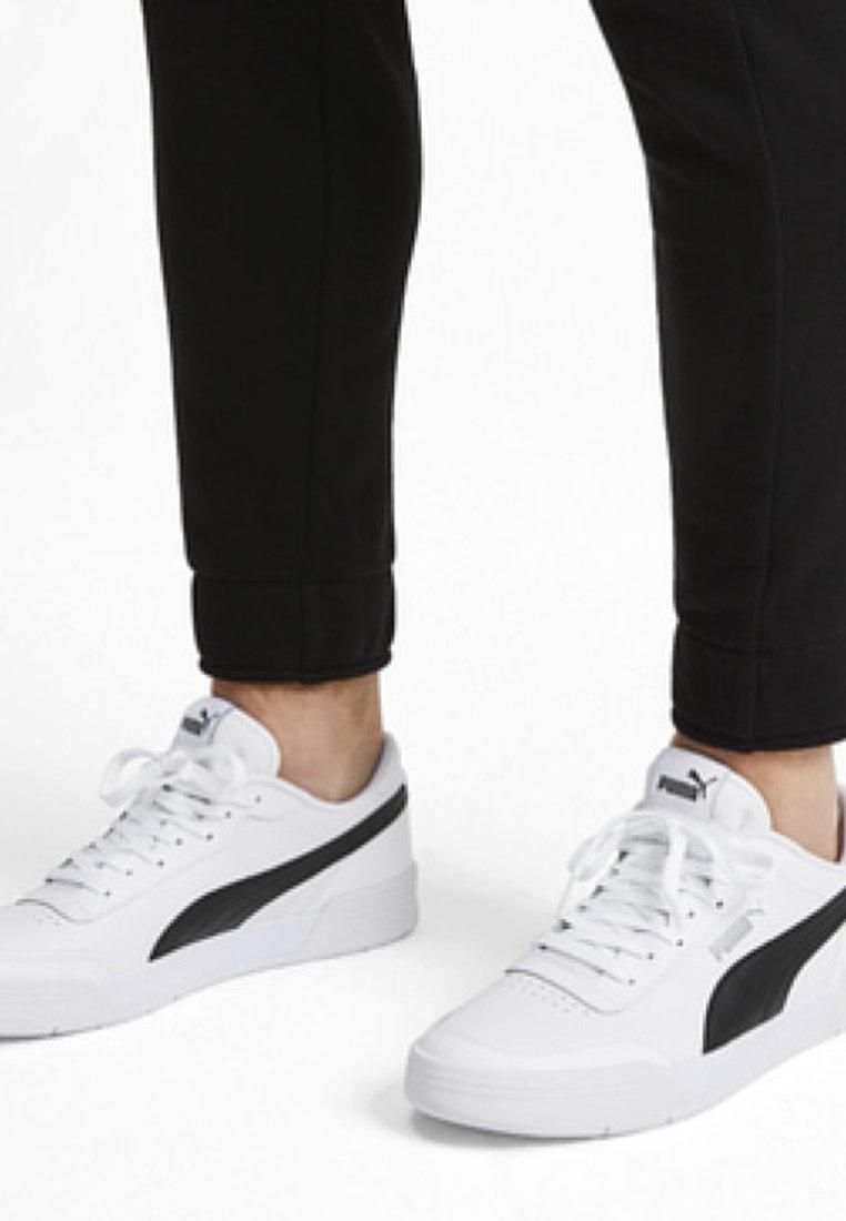 Puma - Sneakers - white/black