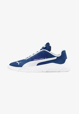 REPLICAT-X CIRCUIT - Sneakers laag - galaxy blue/puma white