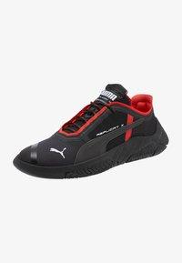 Puma - REPLICAT-X CIRCUIT - Sneakers laag - black/red - 0