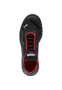 Puma - REPLICAT-X CIRCUIT - Sneakers laag - black/red - 1
