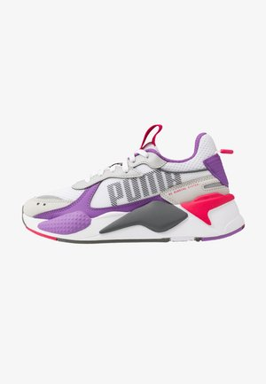 RS-X BOLD - Baskets basses - white/high rise/royal lilac