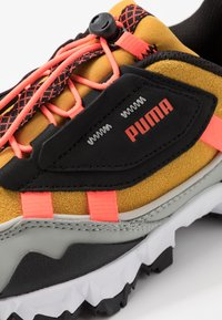 Puma - TRAILFOX OVERLAND - Baskets basses - golden rod/black - 5