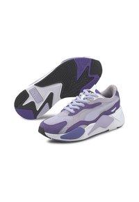 Puma - RS-X - Baskets basses - purpleheather-pur corallites - 2