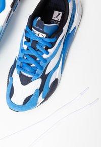 Puma - RS-X - Baskets basses - palace blue/white - 5