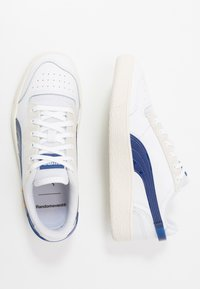 Puma - RALPH SAMPSON - Baskets basses - white/true blue - 1