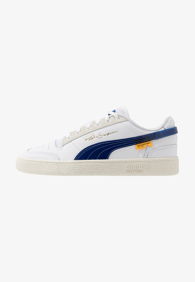 Puma - RALPH SAMPSON - Baskets basses - white/true blue